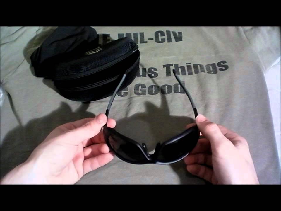 3b1192989aa0 Revision Eyewear Hellfly Ballistic Sunglasses Review 11.19.2011 - YouTube