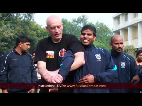 Russian Martial Art Systema Training. Vadim Starov, Russian Systema Spetsnaz In India.