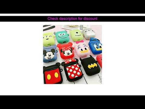 wholesale-cartoon-wireless-bluetooth-earphone-case-for-apple-airpods-1/2-silicone-charging-headphon