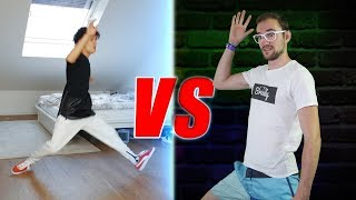 Fortnite Dances in Real Life Season 5 Edition | Gong Bao ft. Brofi | Reaction