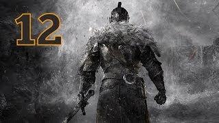 Прохождение Dark Souls 2 — Часть 12: Босс: Скорпион Нажка (Scorpioness Najka)