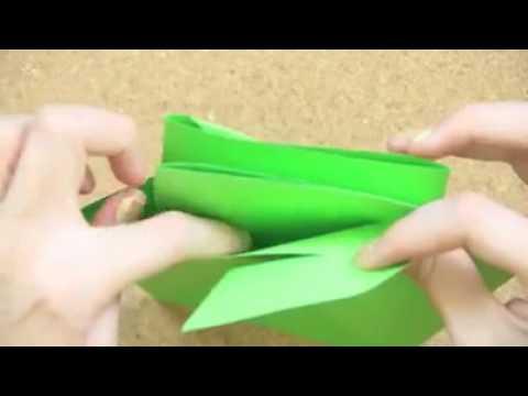 Khéo Tay Hay Làm: Làm đồ đựng văn phòng phẩm bằng giấy bìa