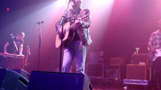 BRIAN FALLON & THE CROWES - AMONG OTHER FOOLISH THINGS - 9/24/2016 BOSTON ROYALE LIVE