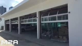 Установка автоматических ворот в Бресте и пригороде