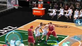 NBA2K12 iphone Jordan Challenge