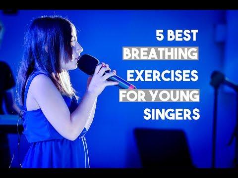 5 Best Breathing Exercises for Beginner Singers