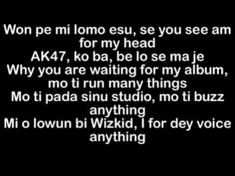 Olamide - Voice Of The Street [Lyrics] (Official)