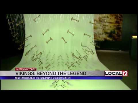 Vikings: Beyond the Legend exhibit opens at Cincinnati Museum Center