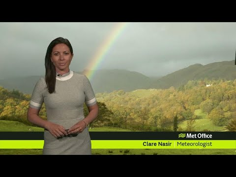 Tuesday afternoon forecast 24/04/18