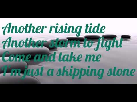 Skipping Stones lyrics ~Claire de Lune