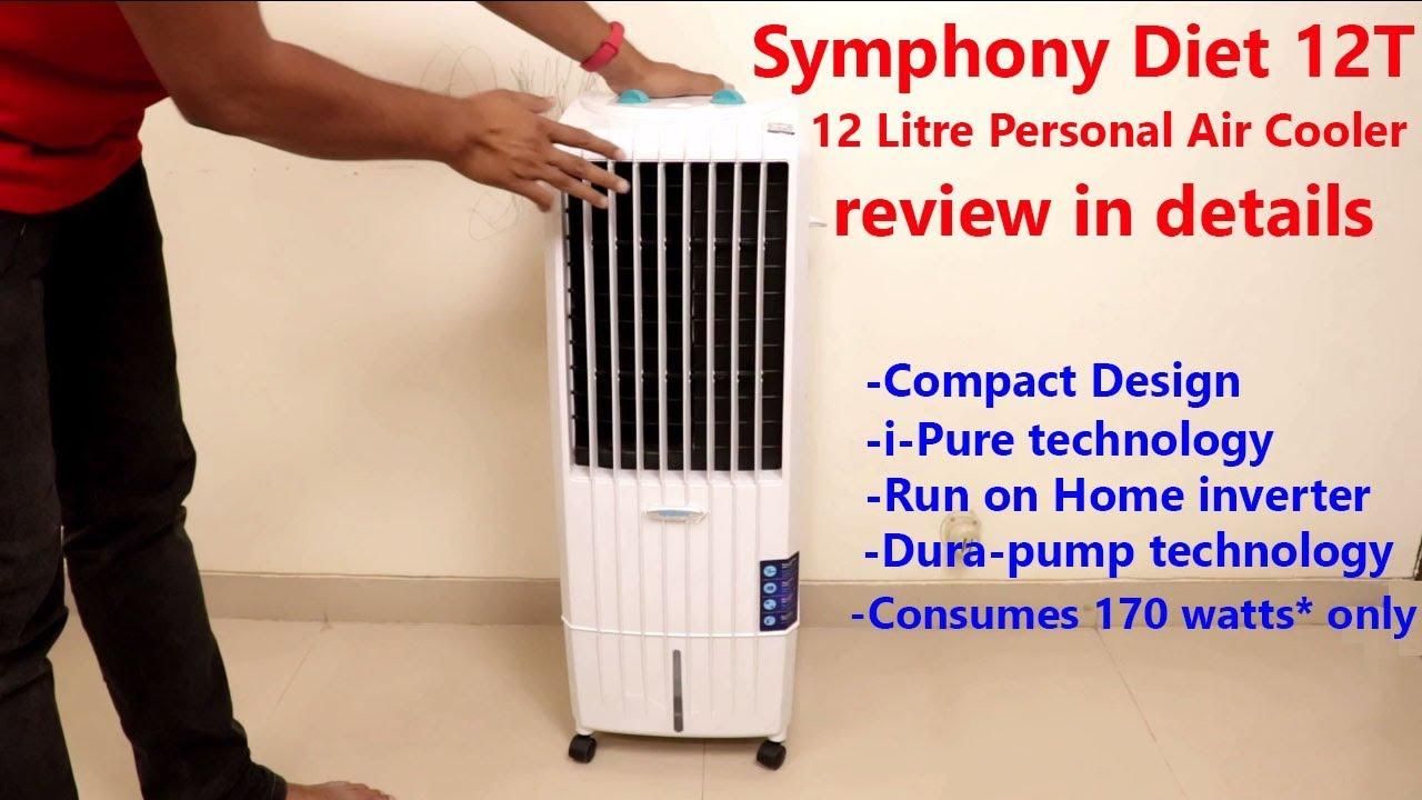 symphony cooler diet 12t