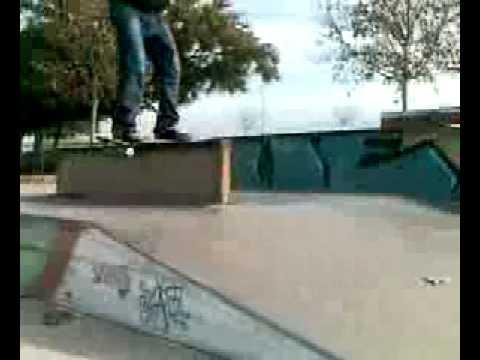 Boardslide funbox
