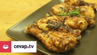 Akıllı ızgarada tavuk baget nasıl pişirilir?