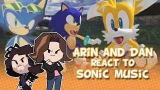 Game Grumps: Arin and Dan react to Sonic music