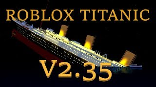 Roblox Titanic 2.35 Trailer [OFFICIAL]