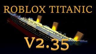 Roblox Titanic 2.35 Trailer [OFFICIAL]