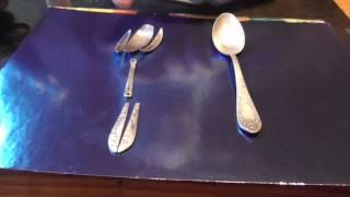 Как сделать с чайной ложки три блесны , пилькер и два балансира.