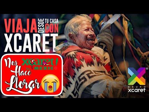 🔥 Transmisión SHOW Xcaret | 🐠 XCARET Park 2020 | Espectáculo INCREÍBLE (Reacción nos hace LLORAR 😭)