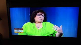 Judy Croome interviewed on SABC2 TV Morning Live