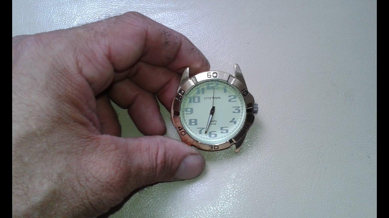 Как восстанавливают наручные часы