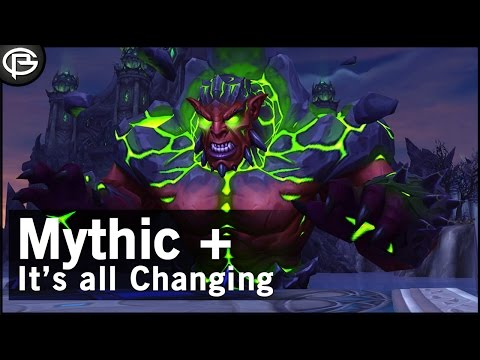 Controversial Mythic + Changes: 7.2.5