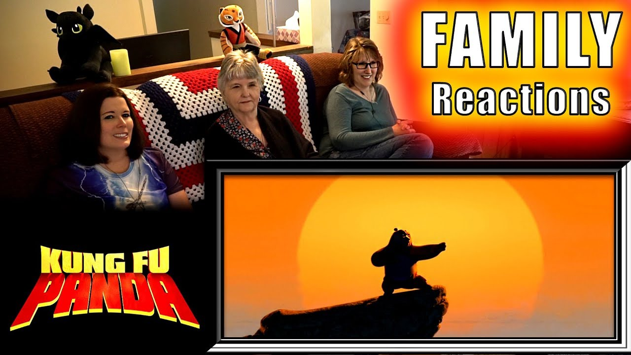 Download Kungfu Panda   FAMILY Reactions   Fair Use