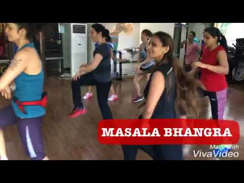 Masala Bhangra By Master Trainer Shalini Bhargava
