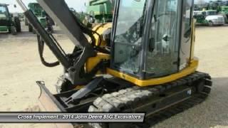 2014 John Deere 85G Minier, Springfield, Bloomington, and Peoria, IL