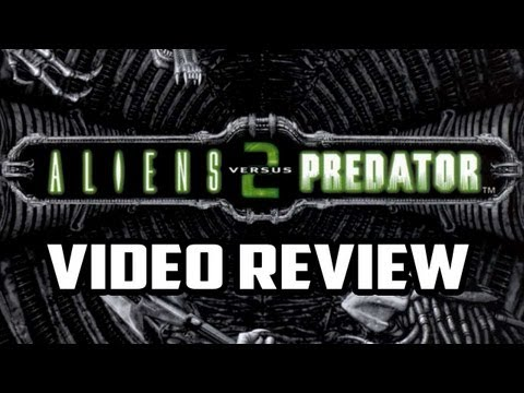 Aliens Versus Predator 2 PC Game Review