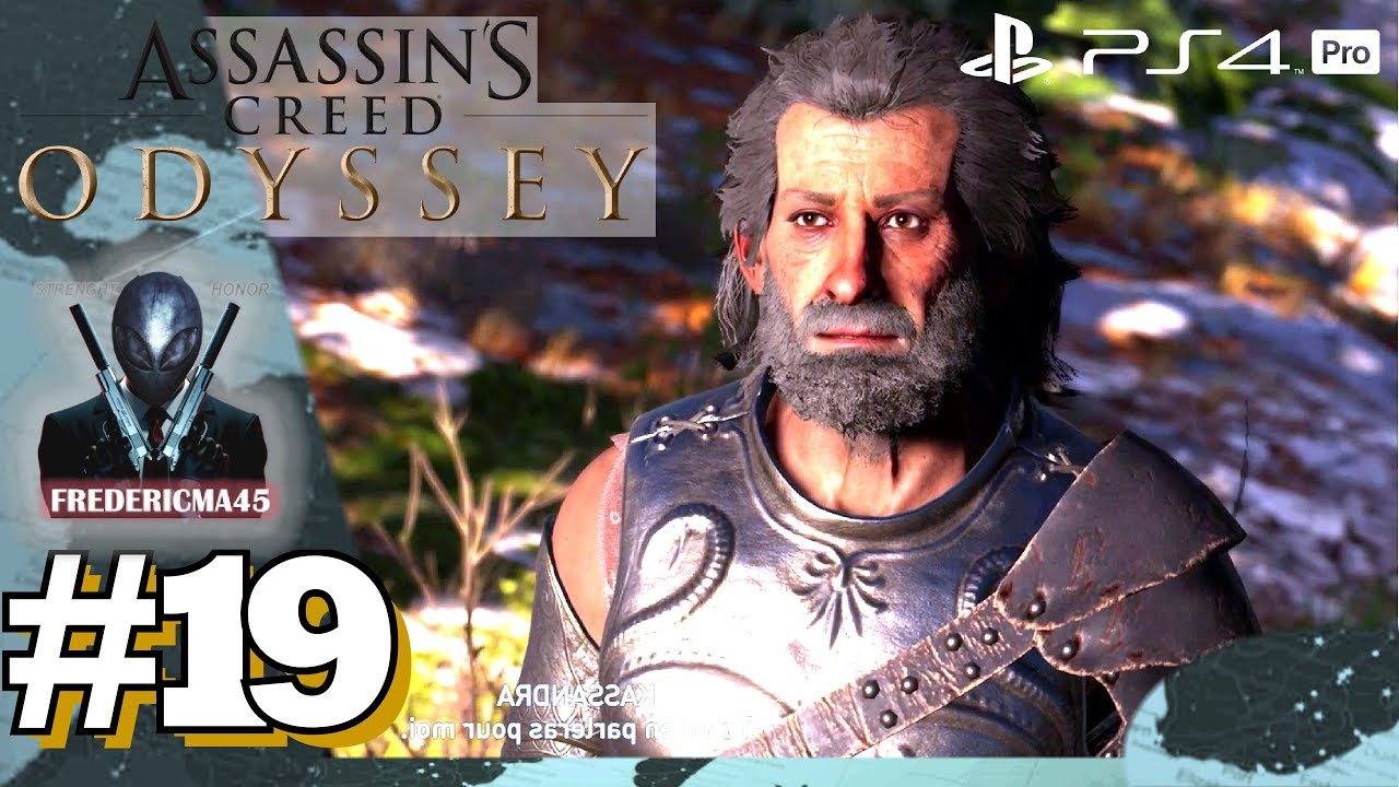 Assassin's Creed Odyssey Grotte De L'oracle : assassin's, creed, odyssey, grotte, l'oracle, ASSASSIN'S, CREED, ODYSSEY, [FR]:, Désordre,, Dilemme, Carrière, Front