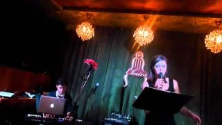 Аня Мушак 13 10 12 джаз бар 48 стульев последняя песня на бис