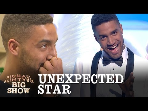 Unexpected Star: Shannon the Handyman - Michael McIntyre's Big Show: Episode 4 - BBC One