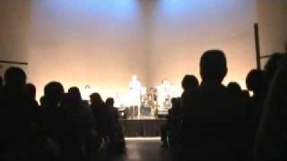 ナルシスターズライブ 2012年2月12日(日) 和歌の浦アートキューブより.