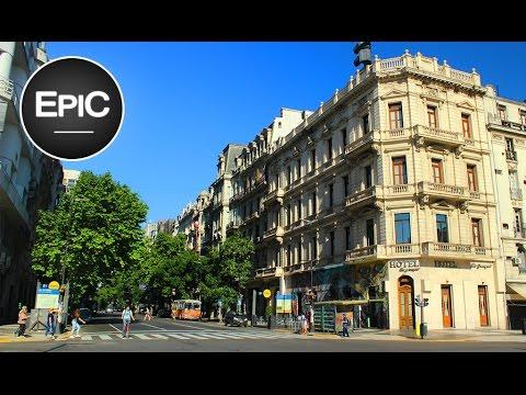Avenida de Mayo / May Avenue - Buenos Aires, Argentina (HD)