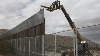 Berkley, Calif  banning companies involved in border wall