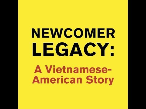 Newcomer Legacy: A Vietnamese-American Story in West Michigan (Vietnamese)