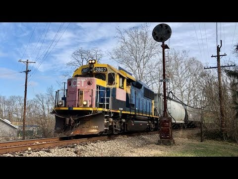 First Train Of 2019 And Last Norfolk Southern Train Ever!   Peavine Line! Mp3