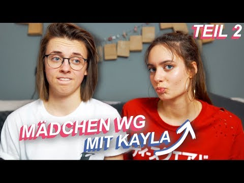Mädchen WG in Italien mit KAYLA | Teil 2