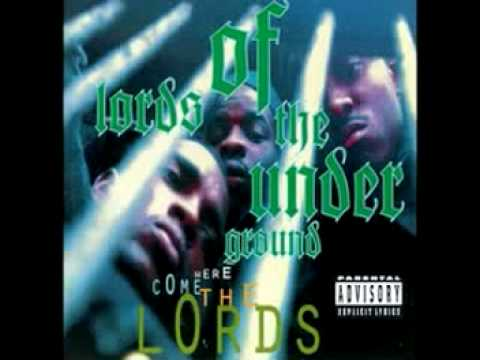 Lords Of The Underground  Chief Rocka