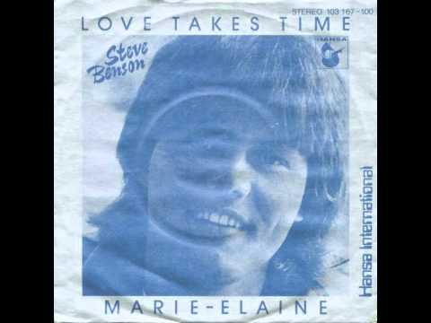 Steve Benson -Marie Elaine