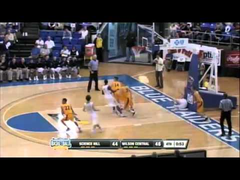 Top 10 Plays from the 2012 TSSAA BlueCross Boys Basketball Championships