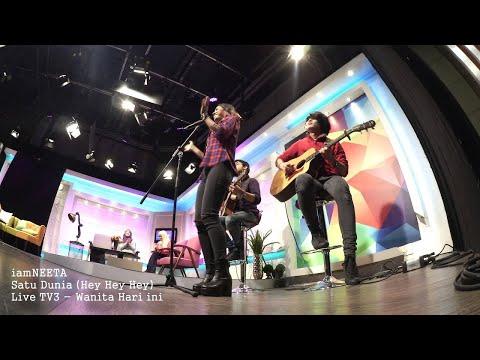iamNEETA Satu Dunia - Live Acoustic - Wanita Hari Ini TV3