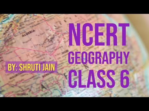 Class 6: Geography (Chapter 7: OUR COUNTRY – INDIA)