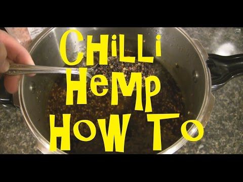 How To Prepare Chilli Hemp Seed For Carp Fishing