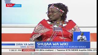 Shujaa wa Wiki: Josephine Lekipaloi