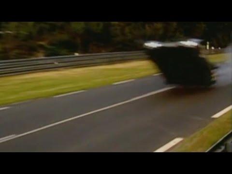 24h of Le Mans | Crash Compilation 80s - 90s (NO MUSIC!) part 1