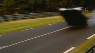 24h of Le Mans - Crash Compilation 80's - 90's (NO MUSIC!) part 1