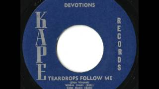 Devotions - Teardrops Follow Me - Queens, NY Doo Wop Rocker