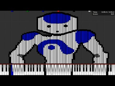 Dark MIDI - Machina ANDROID Ringtone