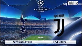 PES 2018   Tottenham vs Juventus FC   UEFA Champions League (UCL)   Gameplay PC